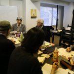 去る3月23日、読書会を開催しました。