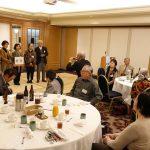 11月8日、「ふだん記全国50周年」の記念祝典に出席しました。
